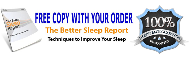 Free Better Sleep Report