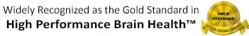 Recognized as the Gold Standard in High Performance Brain Health