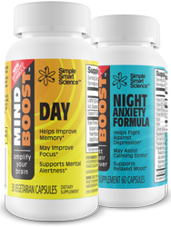 MindBoost Day & MindBoost Night Nootropics