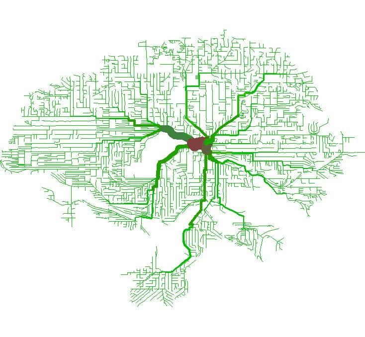 nueron traffic grid 734x678