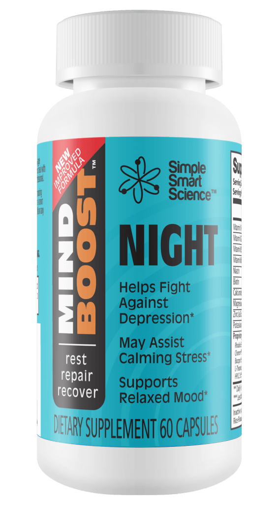 MindBoost Night - Get The Best Night Sleep Possible