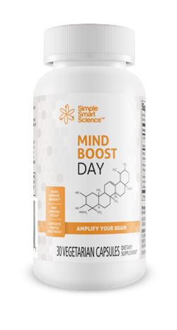 MindBoost Day - All Natural Nootropic