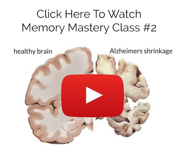 Memory Mastery Class 2 CTA