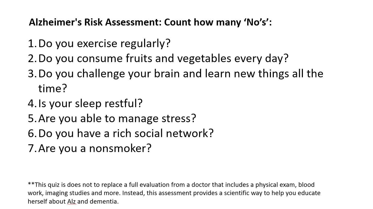 assess no